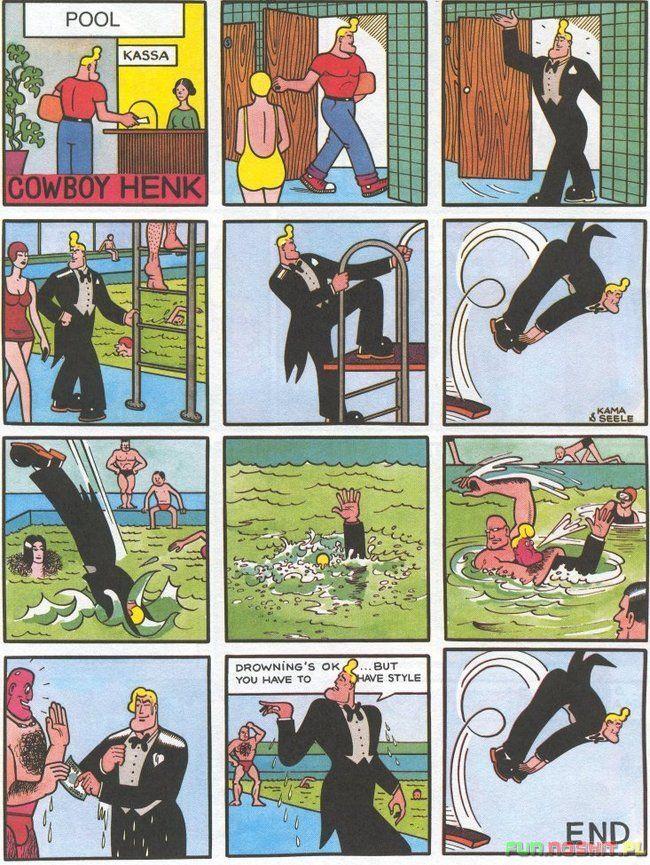 NoShit.PL - Strefa Dobrego Humoru: odcinek Cowboy_Henk