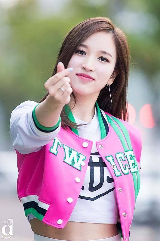 TWICE - MYOUI Mina 미나 • 名井南 at DMC Festival, Sangamdong, MBC Studio 161001 #묘이미나 #트와이스