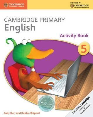 Cambridge Primary English Stage 5 Activity Book (Cambridge International Examinations) Paperback - CIE SOURCE