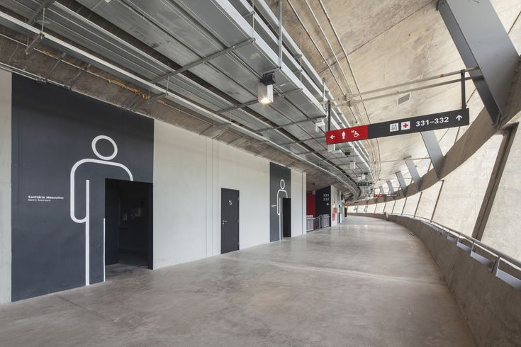 Gallery of Mineirão Stadium / BCMF Arquitetos - 9