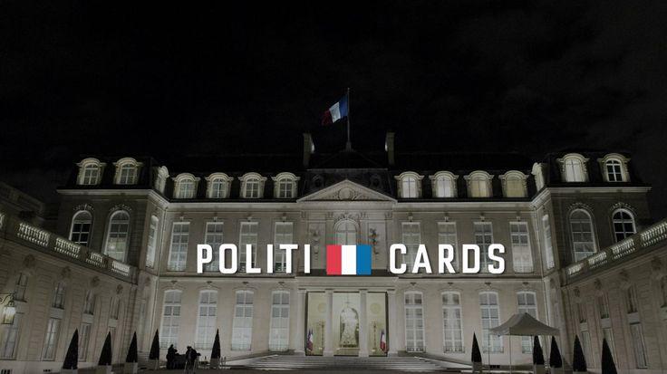 La campagne présidentielle inspire terriblement un journaliste de la rédaction, prêt à tout pour arriver à ses fins. C'est le deuxième épisode de la série Politi-cards.