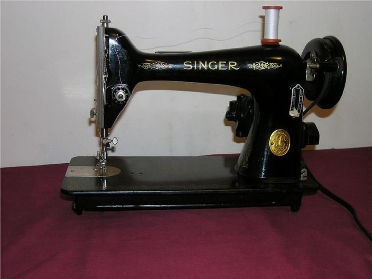 heavy duty industrial strength singer 66 16 sewing machine upholstery and more upholstery and. Black Bedroom Furniture Sets. Home Design Ideas