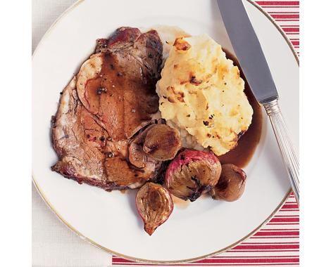... Shallots Recipe   Holidays   Pinterest   Roast Beef, Roasts and Beef