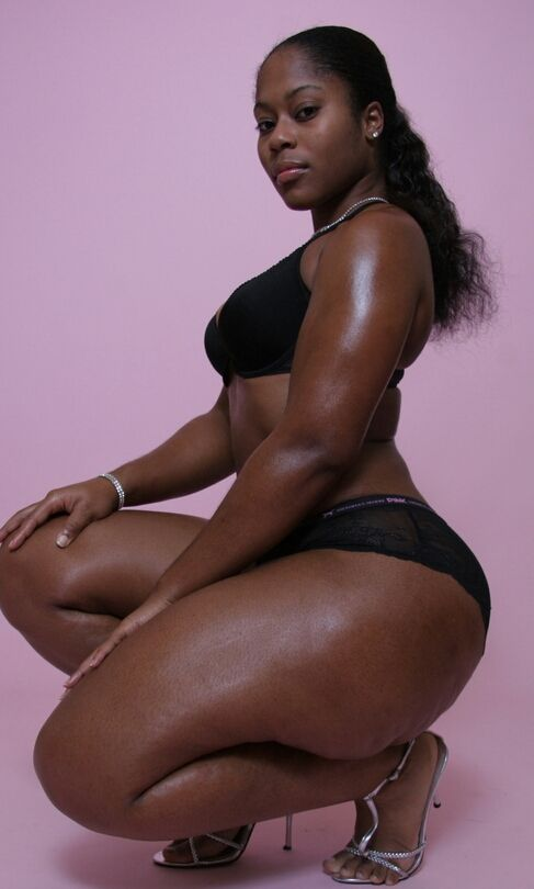 Natural black beauty