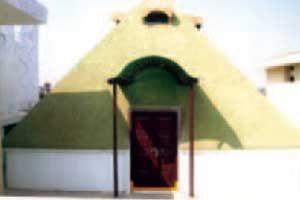 Srimannarayana Pyramid  Meditation Center http://www.pyramidseverywhere.org/pyramids-directory/telangana/medak-district  #Pyramid #Pyramids