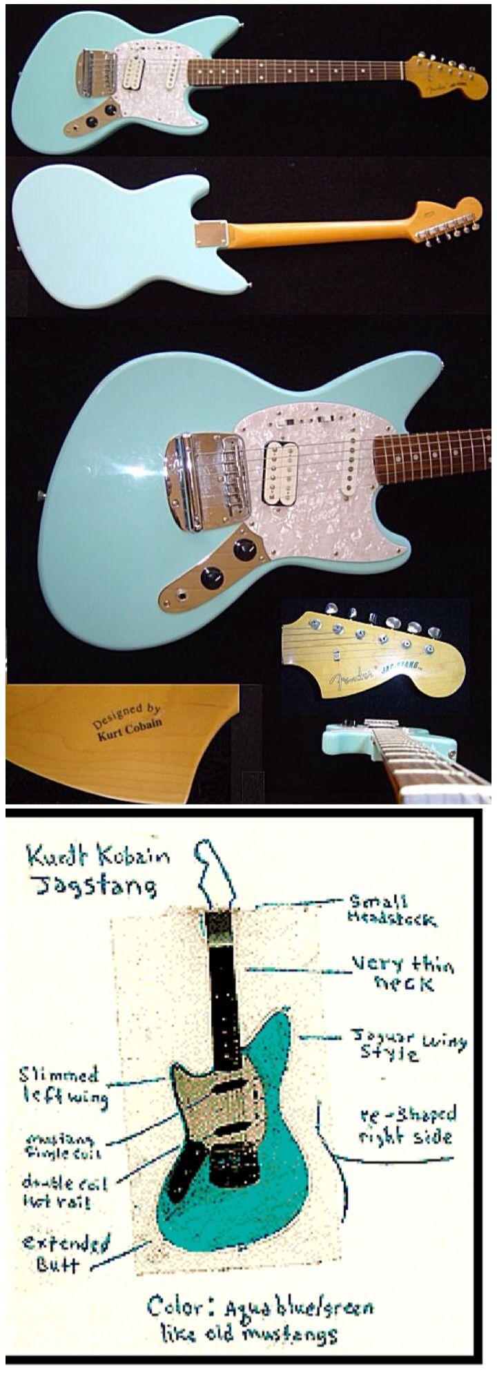 The Jagstang designed by Kurt