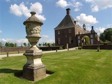 Buitenplaats Amerongen - Top Trouwlocaties - Amerongen, Utrecht #trouwlocatie #trouwen #feestlocatie