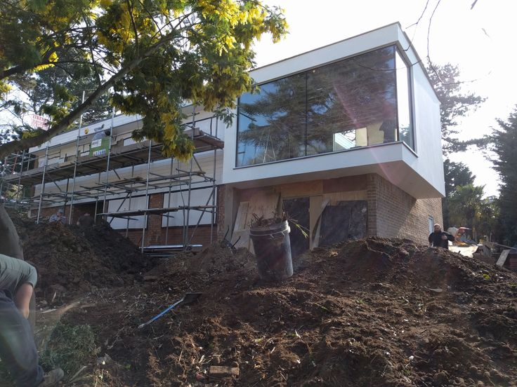 Study extension formed at our Chislehurst Project.