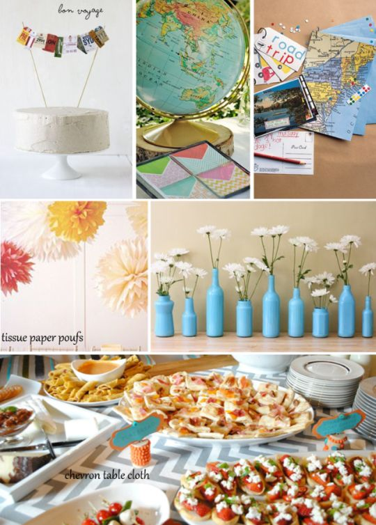 going away party diy crafts and activities pinterest