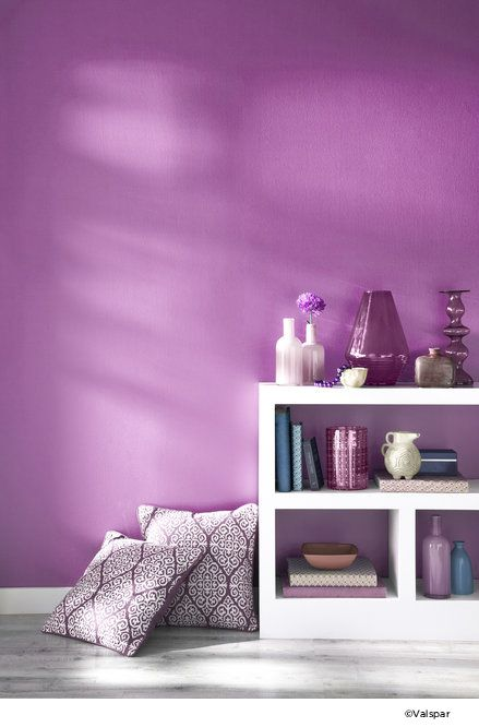 Radiant Orchid, the 2014 PANTONE Color of the Year, is exclusively at Lowe's!