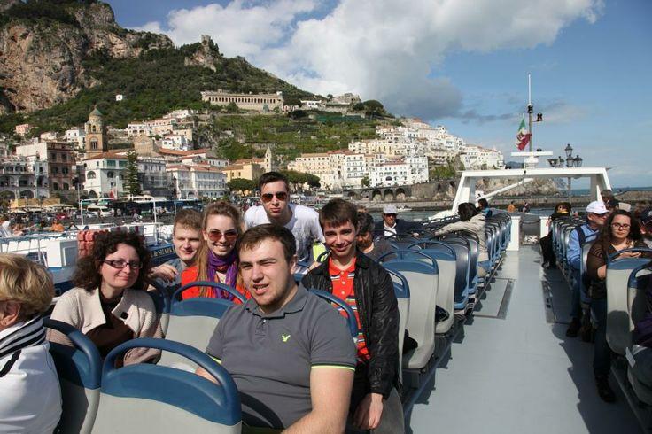 Traghetto per Amalfi