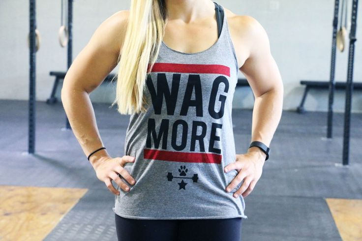 Wag More 2.0 Tank