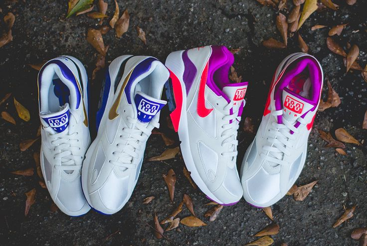 """Releasing: Nike Air Max 180 """"Summit White"""" Pack"""
