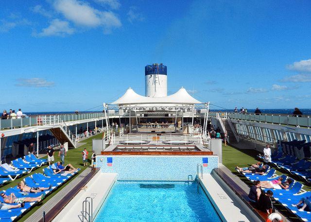 Pacific Dawn Cruise