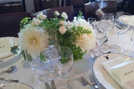 XEX DAIKANYAMA(ゼックス 代官山)のプランナーブログ「会場装花 Part4~」 結婚式場(ウエディング)・挙式(ブライダル)  ゼクシィnet