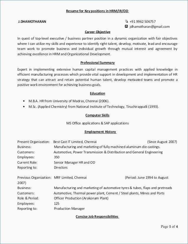 B Com Resume Templates Beautiful Stock Resume Templates For