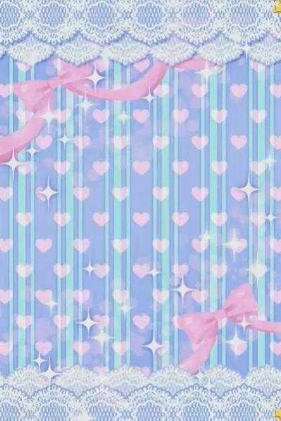 プリパラ☆ドリシア背景【ラブリー】 |mizのプリリズ→プリパラ日記