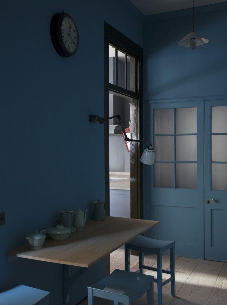 murs bleus #loveit #inspiration #pepperbutter www.peppperbutter.com