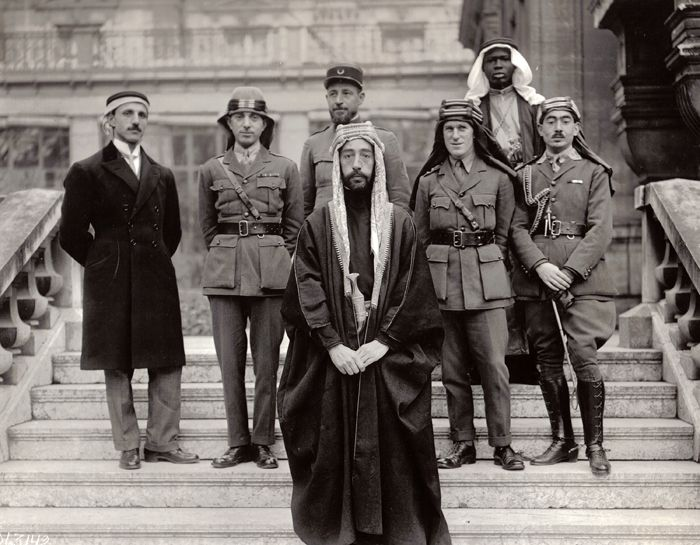 Creating Chaos: Lawrence of Arabia and the 1916 Arab Revolt ...