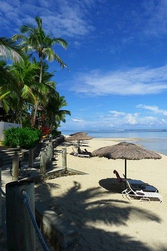 Outrigger on the Lagoon Rest, Coral Coast, Viti Levu, Fiji  imageDouglas Peebles......one day relaxing....