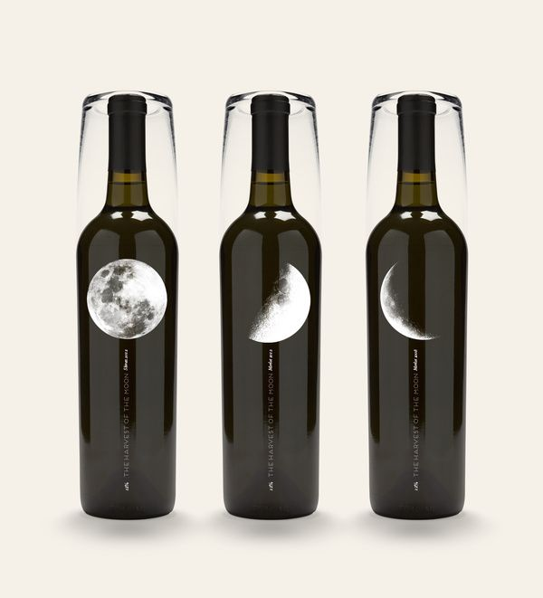 Branding and Packaging The Harvest of the Moon. by 8 Bis Agency