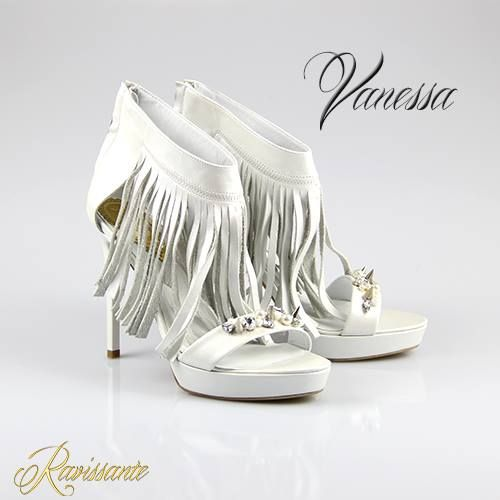 Rock away with a pair of super cool fringe sandals <3.
