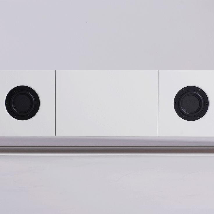 SB4 soundbar by ODESD2. Designer: Mike Mironenko.