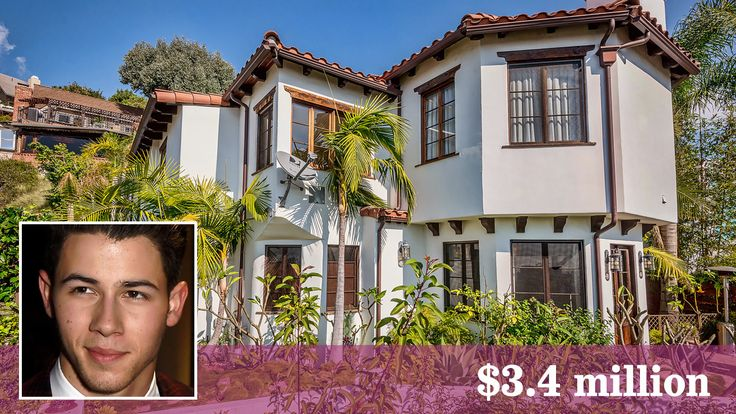 Nick Jonas sells his perch in Hollywood Hills  Singer Nick Jonas has parted with his house in Hollywood Hills West for $3.4 million.  http://www.latimes.com/business/realestate/hot-property/la-fi-hotprop-nick-jonas-20150420-story.html