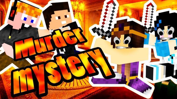 Minecraft - Murder mystery [GYILKOS CSAJOK!!!]