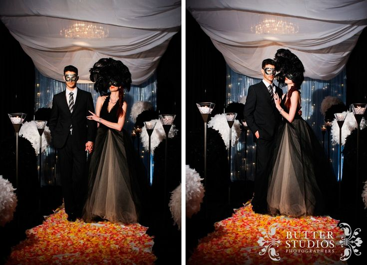 As shot by Butter Studios at the Perfect Wedding Magazine Mashup