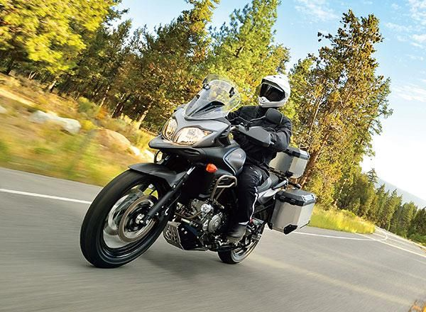 Suzuki Adventure Sports Touring