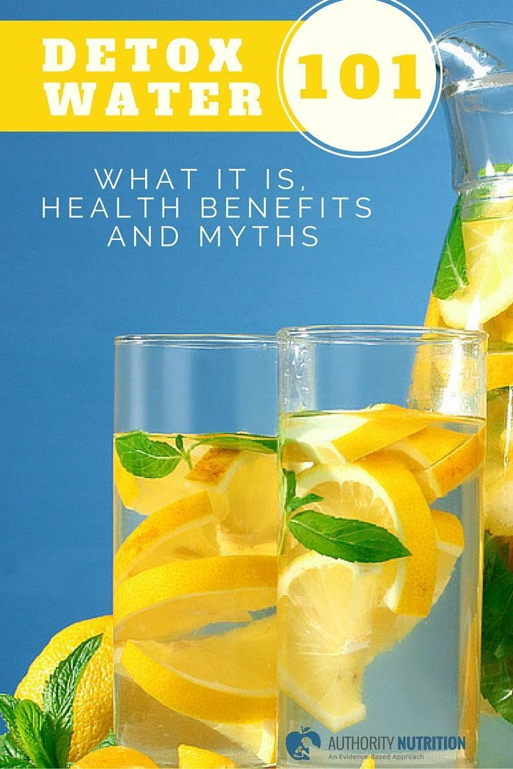 Detox water is claimed to have all sorts of health benefits, including weight loss. But does it really work? This article looks at the science. Learn more here: https://authoritynutrition.com/detox-water-101/