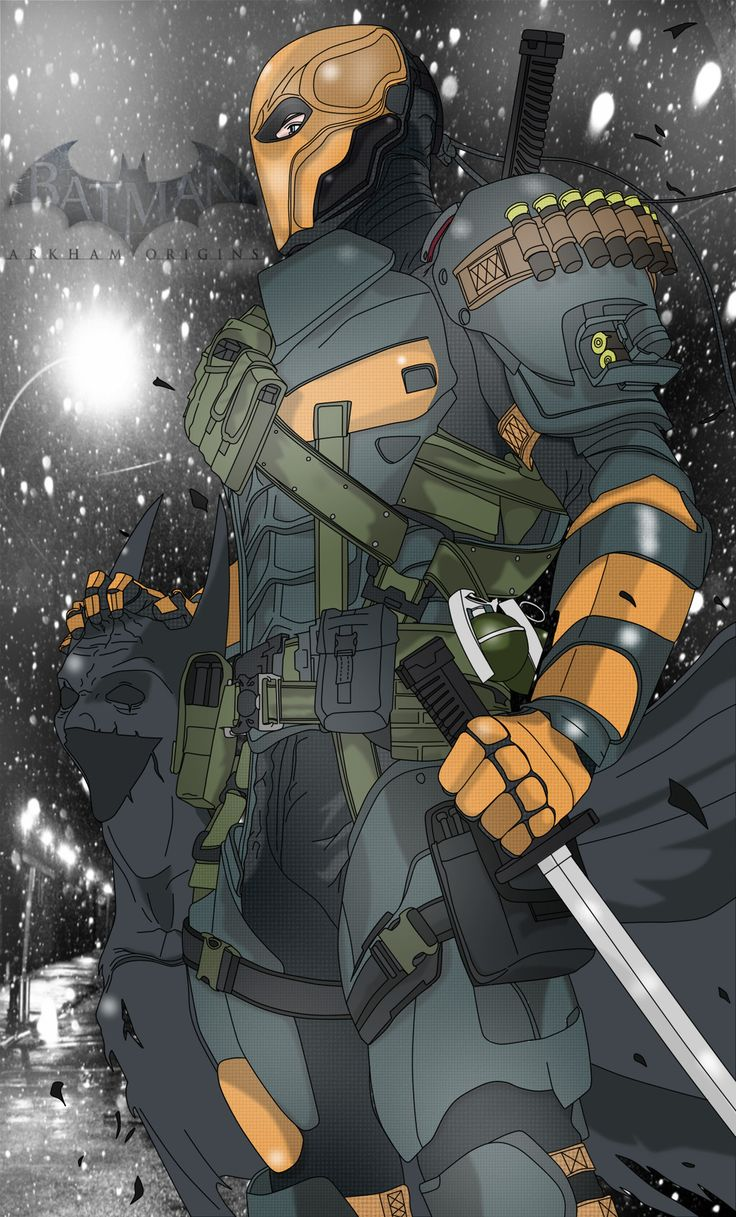 Deathstroke | DC Comics | Pinterest | Posts and Deathstroke