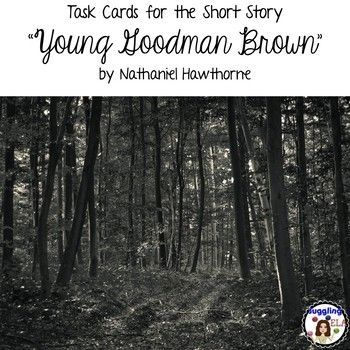 ìthe most dangerous gameî and ìyoung goodman brownî essay A list of all the characters in young goodman brown the young goodman brown characters covered include: goodman brown, faith, the old man/devil, goody cloyse, the minister, deacon gookin.