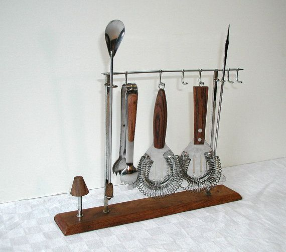 Elegant Oggi Bar tool Set