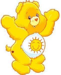 Was always my favorite....sunshine care bear