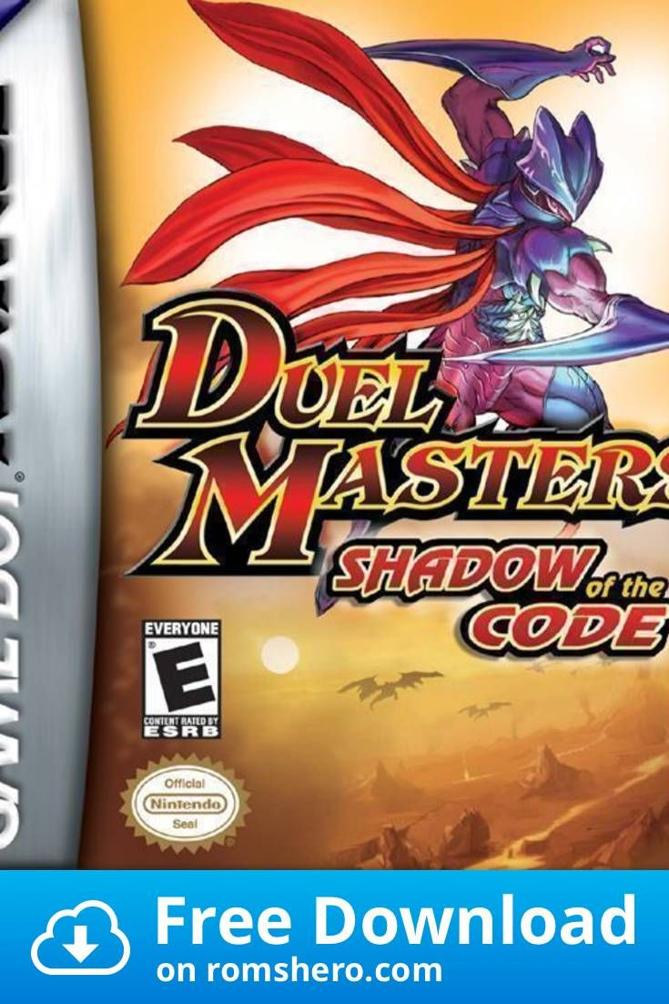 Download Duel Masters Shadow Of The Code Gameboy Advance Gba