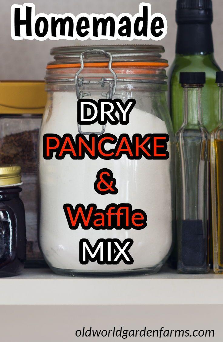Pancake/Waffle Dry Mix