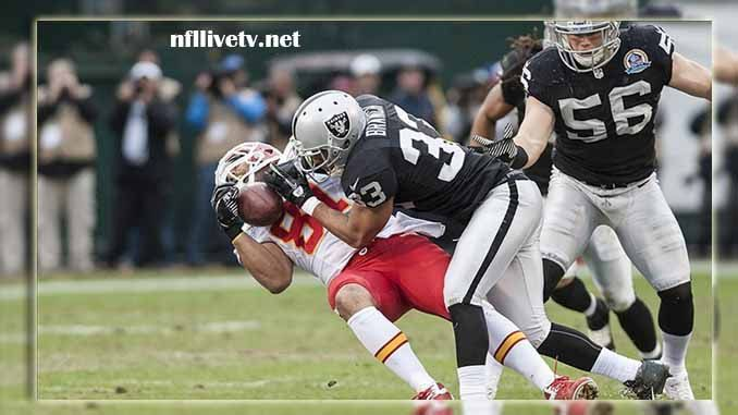 Kansas City Chiefs vs Oakland Raiders Live Stream Teams: Chiefs vs Raiders Time: 6:25 PM ET Week-7 Date: Thursday on 19 October 2017 Location: Oakland Coliseum, Oakland TV: NAT Kansas City Chiefs vs Oakland Raiders Live Stream Watch NFL Live Streaming Online TheKansas City Chiefsis known to...
