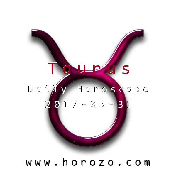 Taurus Daily horoscope for 2017-03-31: Your social life should see a big boost today: one of your own making! You're even more attractive than usual, so you may spontaneously manifest a party in your immediate vicinity.. #dailyhoroscopes, #dailyhoroscope, #horoscope, #astrology, #dailyhoroscopetaurus