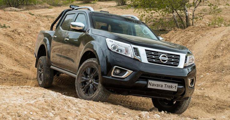 New Nissan Navara Trek-1° Special Edition For The UK Starts At €35,065 #New_Cars #Nissan