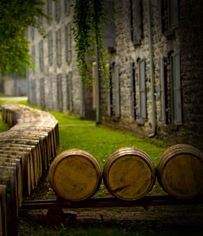 Honey - whiskeytimes:  Woodford Reserve Distillery in...