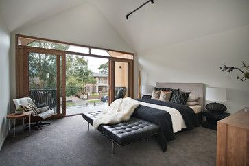 High Street Project - modern - Bedroom - Melbourne - R.Z.Owens Constructions