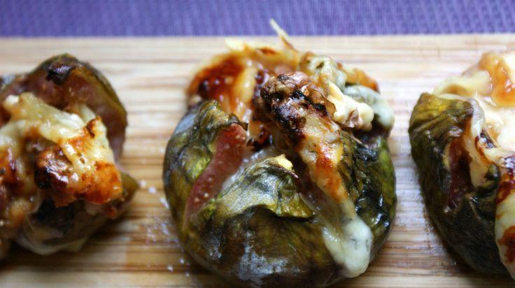 Figi z Kreuzerem  #polish #cheese #figs #recipe