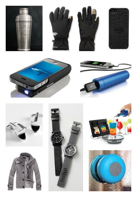 Favorites From The 2013 Gift Guide: Cool Gifts For Guys - The Mindful  Shopper