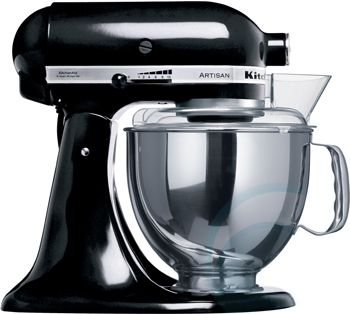 KitchenAid KSM150  Artisan Stand Mixer 91020 Side View