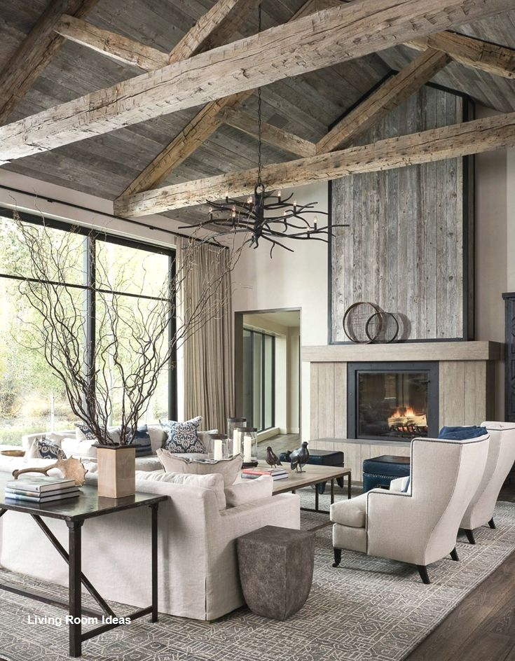 10+ Top Small Modern Farmhouse Living Room