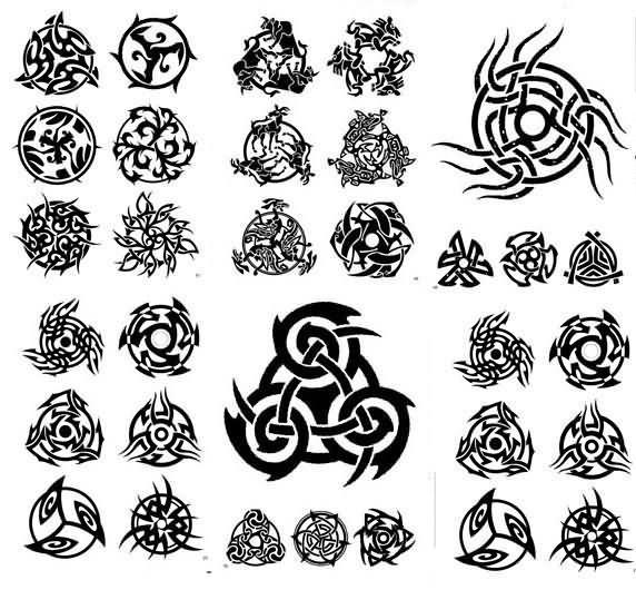 The 25 best Small celtic tattoos ideas on Pinterest Celtic