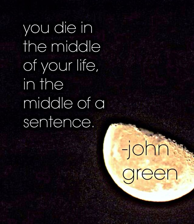 John green - TFIOS