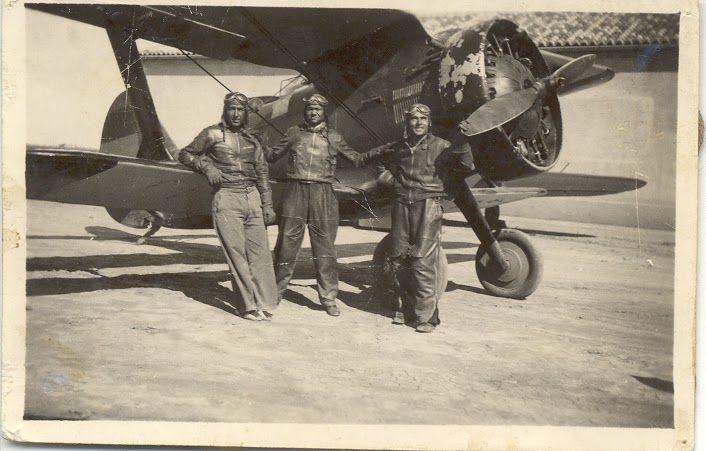 uniformes pilotos guerra civil republica - Buscar con Google